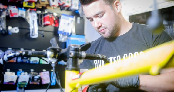 Servicing - Cycle repair York